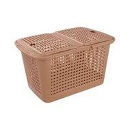 Корзина для пикника МИНИ св.коричневый М6244, арт.: а00428