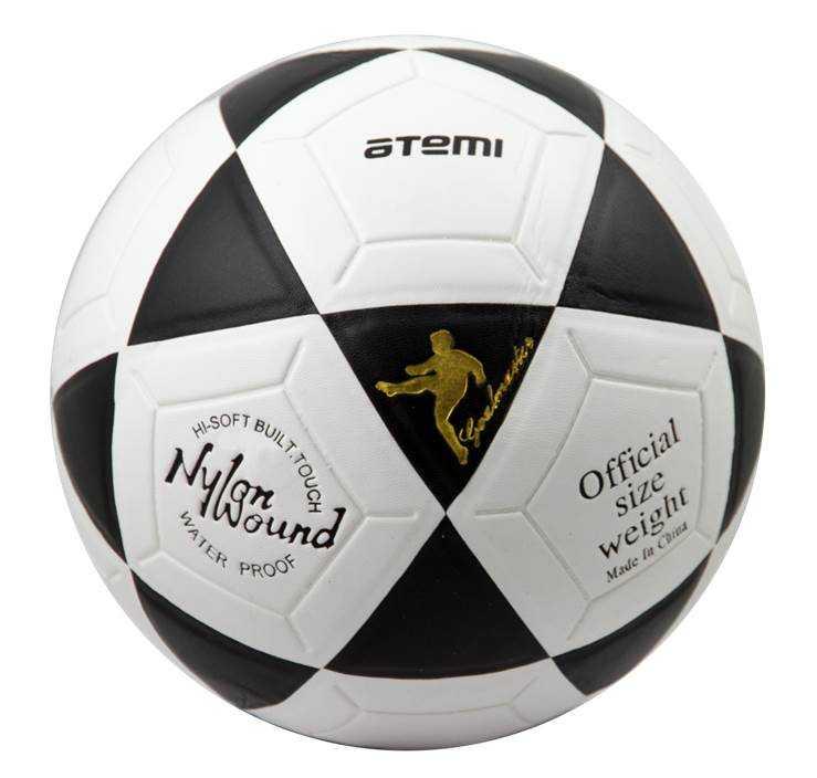 Мяч футбольный  ATEMI GOAL PVC р.5, ламинированный, арт.: г00363